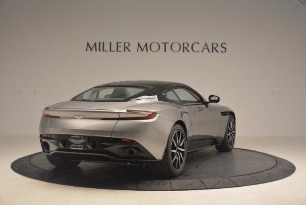 New 2017 Aston Martin DB11 for sale Sold at Rolls-Royce Motor Cars Greenwich in Greenwich CT 06830 7