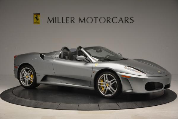Used 2009 Ferrari F430 Spider F1 for sale Sold at Rolls-Royce Motor Cars Greenwich in Greenwich CT 06830 10