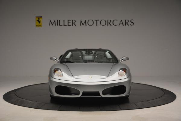 Used 2009 Ferrari F430 Spider F1 for sale Sold at Rolls-Royce Motor Cars Greenwich in Greenwich CT 06830 12