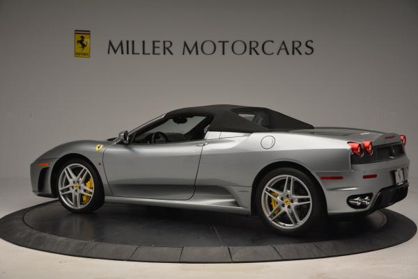 Used 2009 Ferrari F430 Spider F1 for sale Sold at Rolls-Royce Motor Cars Greenwich in Greenwich CT 06830 16
