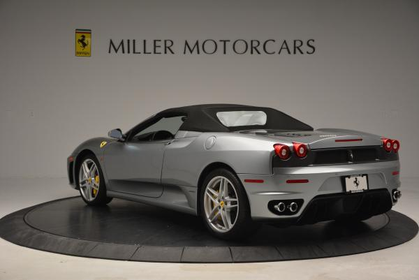 Used 2009 Ferrari F430 Spider F1 for sale Sold at Rolls-Royce Motor Cars Greenwich in Greenwich CT 06830 17