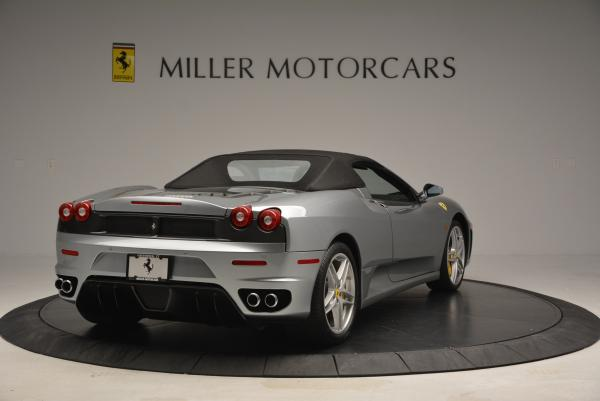 Used 2009 Ferrari F430 Spider F1 for sale Sold at Rolls-Royce Motor Cars Greenwich in Greenwich CT 06830 19