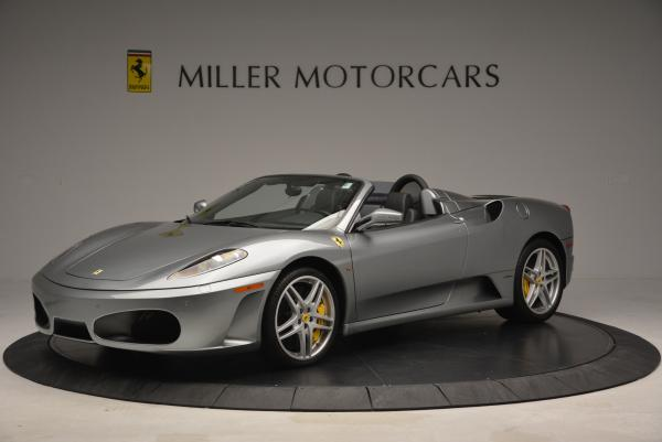 Used 2009 Ferrari F430 Spider F1 for sale Sold at Rolls-Royce Motor Cars Greenwich in Greenwich CT 06830 2