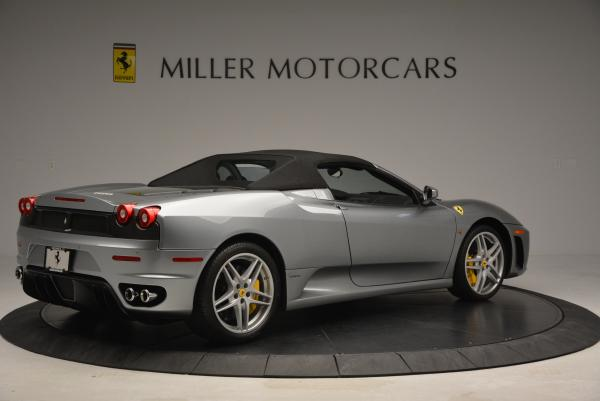 Used 2009 Ferrari F430 Spider F1 for sale Sold at Rolls-Royce Motor Cars Greenwich in Greenwich CT 06830 20