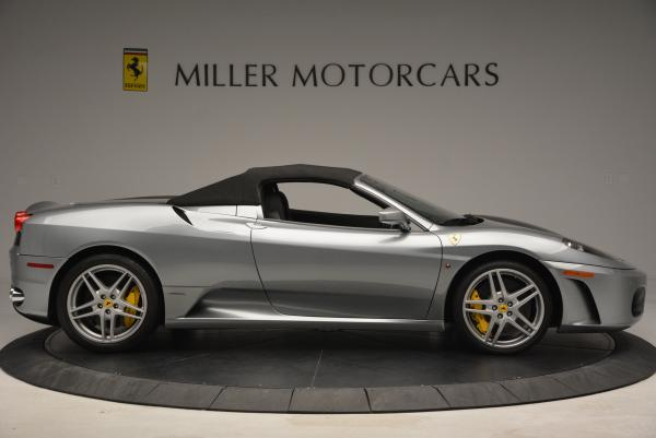 Used 2009 Ferrari F430 Spider F1 for sale Sold at Rolls-Royce Motor Cars Greenwich in Greenwich CT 06830 21