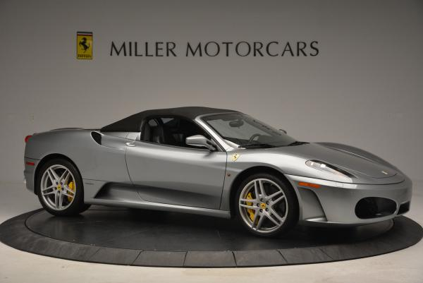 Used 2009 Ferrari F430 Spider F1 for sale Sold at Rolls-Royce Motor Cars Greenwich in Greenwich CT 06830 22