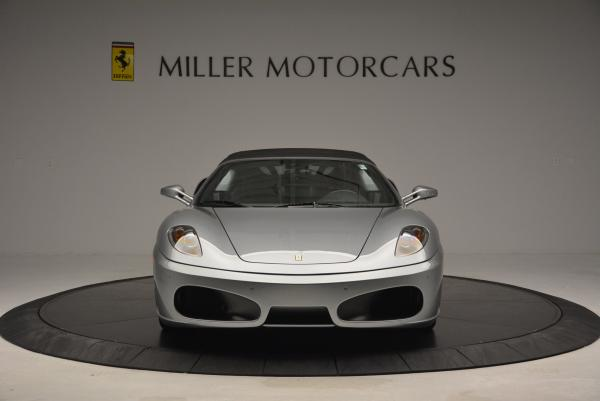 Used 2009 Ferrari F430 Spider F1 for sale Sold at Rolls-Royce Motor Cars Greenwich in Greenwich CT 06830 24