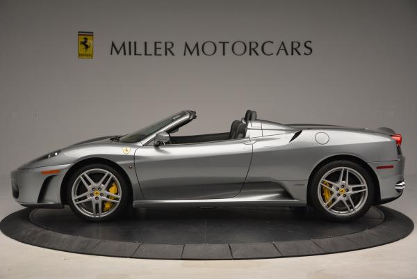 Used 2009 Ferrari F430 Spider F1 for sale Sold at Rolls-Royce Motor Cars Greenwich in Greenwich CT 06830 3