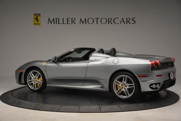 Used 2009 Ferrari F430 Spider F1 for sale Sold at Rolls-Royce Motor Cars Greenwich in Greenwich CT 06830 4