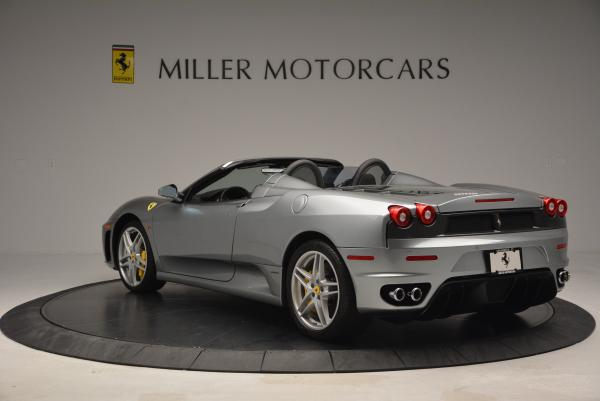 Used 2009 Ferrari F430 Spider F1 for sale Sold at Rolls-Royce Motor Cars Greenwich in Greenwich CT 06830 5