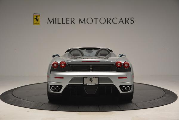 Used 2009 Ferrari F430 Spider F1 for sale Sold at Rolls-Royce Motor Cars Greenwich in Greenwich CT 06830 6