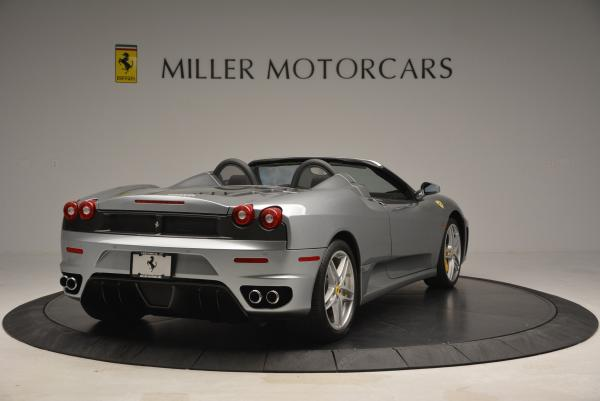 Used 2009 Ferrari F430 Spider F1 for sale Sold at Rolls-Royce Motor Cars Greenwich in Greenwich CT 06830 7