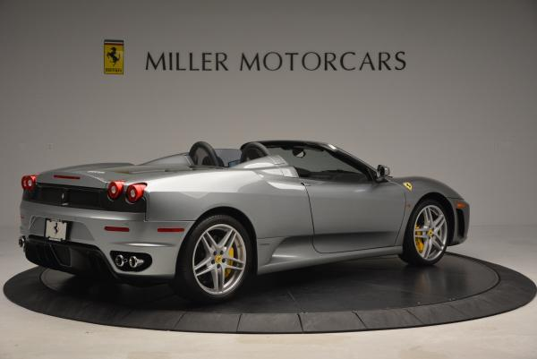 Used 2009 Ferrari F430 Spider F1 for sale Sold at Rolls-Royce Motor Cars Greenwich in Greenwich CT 06830 8
