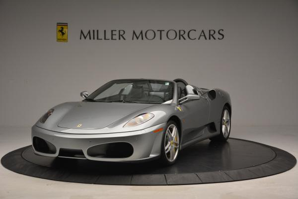 Used 2009 Ferrari F430 Spider F1 for sale Sold at Rolls-Royce Motor Cars Greenwich in Greenwich CT 06830 1