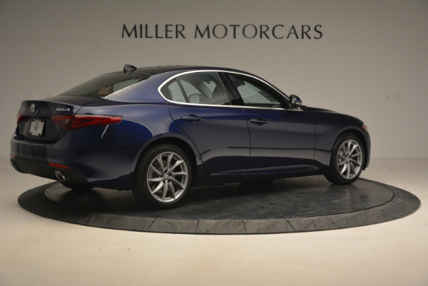 New 2017 Alfa Romeo Giulia Q4 for sale Sold at Rolls-Royce Motor Cars Greenwich in Greenwich CT 06830 6