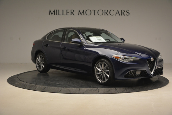 New 2017 Alfa Romeo Giulia Q4 for sale Sold at Rolls-Royce Motor Cars Greenwich in Greenwich CT 06830 8