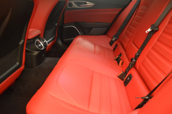 New 2017 Alfa Romeo Giulia Ti Q4 for sale Sold at Rolls-Royce Motor Cars Greenwich in Greenwich CT 06830 17