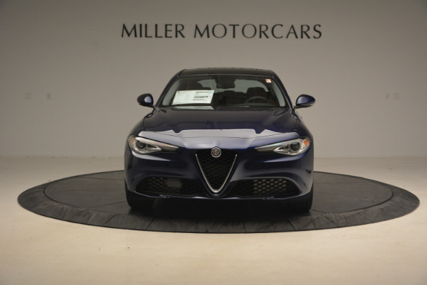 New 2017 Alfa Romeo Giulia Q4 for sale Sold at Rolls-Royce Motor Cars Greenwich in Greenwich CT 06830 9