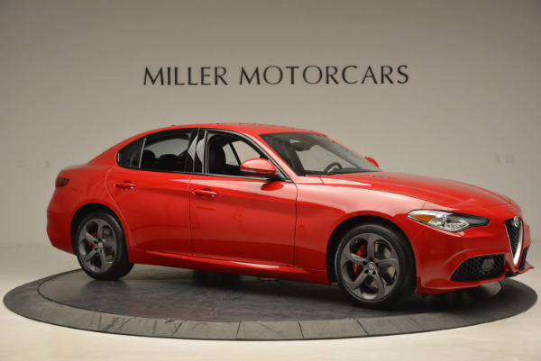 New 2017 Alfa Romeo Giulia Sport Q4 for sale Sold at Rolls-Royce Motor Cars Greenwich in Greenwich CT 06830 10
