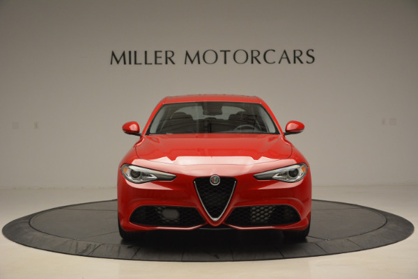 New 2017 Alfa Romeo Giulia Sport Q4 for sale Sold at Rolls-Royce Motor Cars Greenwich in Greenwich CT 06830 12