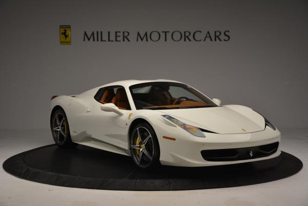 Used 2012 Ferrari 458 Spider for sale Sold at Rolls-Royce Motor Cars Greenwich in Greenwich CT 06830 23