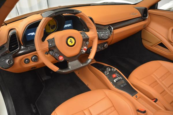 Used 2012 Ferrari 458 Spider for sale Sold at Rolls-Royce Motor Cars Greenwich in Greenwich CT 06830 25