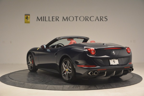 Used 2017 Ferrari California T for sale Sold at Rolls-Royce Motor Cars Greenwich in Greenwich CT 06830 5