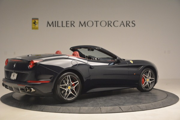 Used 2017 Ferrari California T for sale Sold at Rolls-Royce Motor Cars Greenwich in Greenwich CT 06830 8