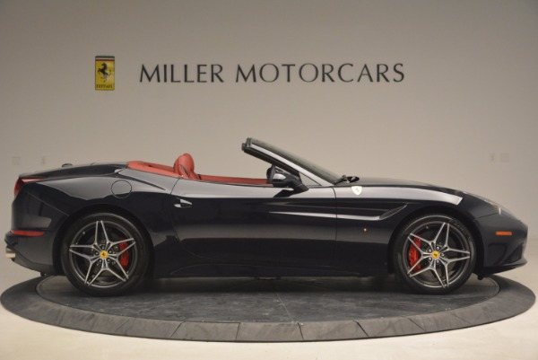 Used 2017 Ferrari California T for sale Sold at Rolls-Royce Motor Cars Greenwich in Greenwich CT 06830 9