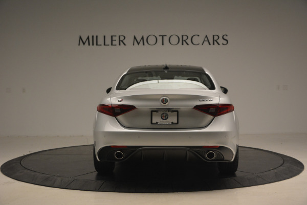 New 2017 Alfa Romeo Giulia Ti Q4 for sale Sold at Rolls-Royce Motor Cars Greenwich in Greenwich CT 06830 6