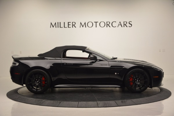 Used 2015 Aston Martin V12 Vantage S Roadster for sale Sold at Rolls-Royce Motor Cars Greenwich in Greenwich CT 06830 15