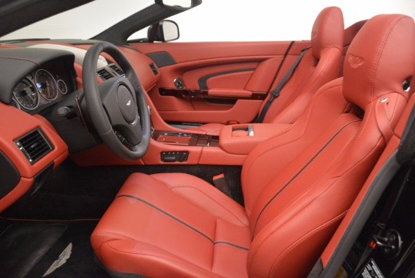 Used 2015 Aston Martin V12 Vantage S Roadster for sale Sold at Rolls-Royce Motor Cars Greenwich in Greenwich CT 06830 20