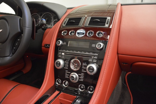 Used 2015 Aston Martin V12 Vantage S Roadster for sale Sold at Rolls-Royce Motor Cars Greenwich in Greenwich CT 06830 25