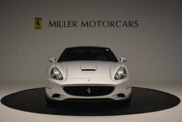 Used 2012 Ferrari California for sale Sold at Rolls-Royce Motor Cars Greenwich in Greenwich CT 06830 24