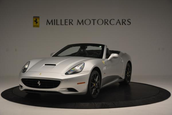 Used 2012 Ferrari California for sale Sold at Rolls-Royce Motor Cars Greenwich in Greenwich CT 06830 1