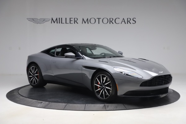 Used 2017 Aston Martin DB11 for sale $149,900 at Rolls-Royce Motor Cars Greenwich in Greenwich CT 06830 10