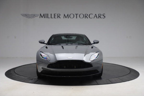 Used 2017 Aston Martin DB11 V12 for sale $149,900 at Rolls-Royce Motor Cars Greenwich in Greenwich CT 06830 11
