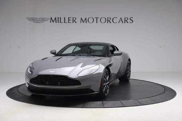 Used 2017 Aston Martin DB11 for sale $149,900 at Rolls-Royce Motor Cars Greenwich in Greenwich CT 06830 12