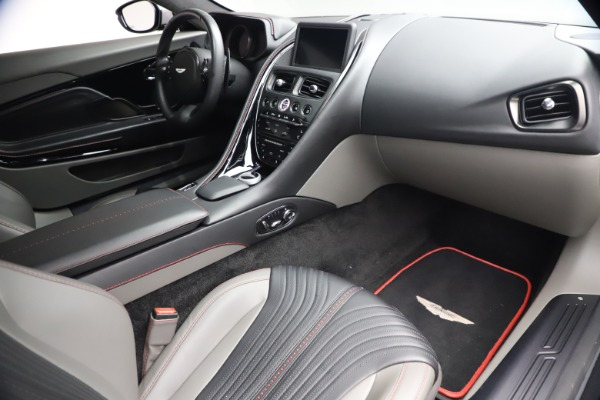 Used 2017 Aston Martin DB11 for sale $149,900 at Rolls-Royce Motor Cars Greenwich in Greenwich CT 06830 18