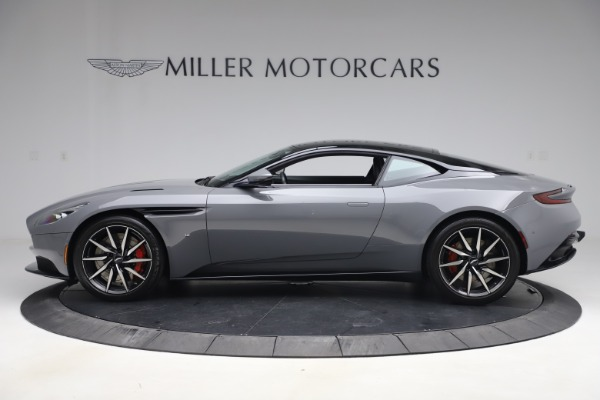 New 2017 Aston Martin DB11 for sale Sold at Rolls-Royce Motor Cars Greenwich in Greenwich CT 06830 2