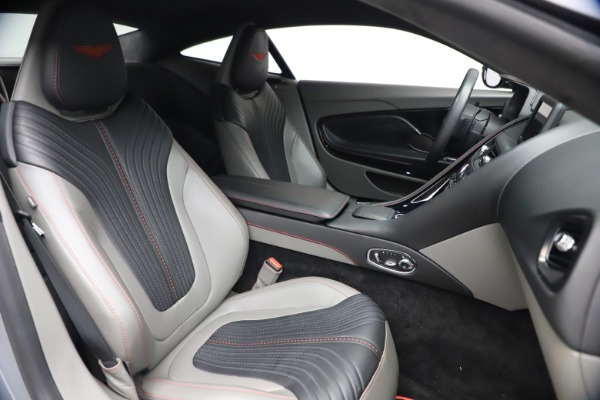 Used 2017 Aston Martin DB11 for sale $149,900 at Rolls-Royce Motor Cars Greenwich in Greenwich CT 06830 20