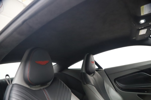 Used 2017 Aston Martin DB11 for sale $149,900 at Rolls-Royce Motor Cars Greenwich in Greenwich CT 06830 21