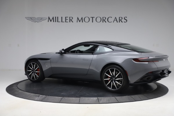 Used 2017 Aston Martin DB11 V12 for sale $149,900 at Rolls-Royce Motor Cars Greenwich in Greenwich CT 06830 3