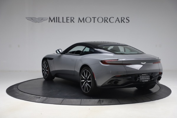 Used 2017 Aston Martin DB11 for sale $149,900 at Rolls-Royce Motor Cars Greenwich in Greenwich CT 06830 4