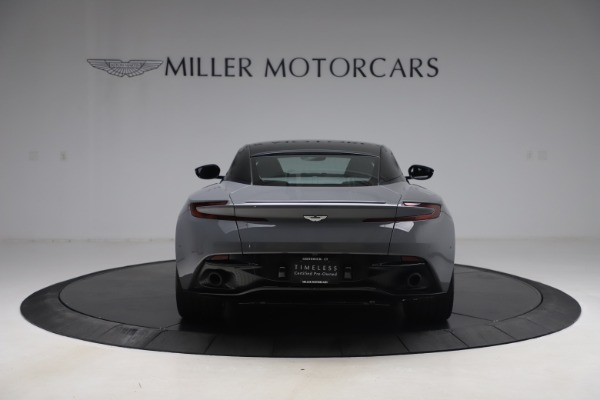 Used 2017 Aston Martin DB11 V12 for sale $149,900 at Rolls-Royce Motor Cars Greenwich in Greenwich CT 06830 5