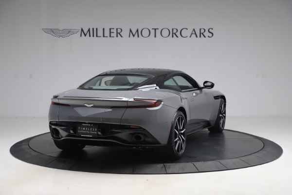 Used 2017 Aston Martin DB11 V12 for sale $149,900 at Rolls-Royce Motor Cars Greenwich in Greenwich CT 06830 6