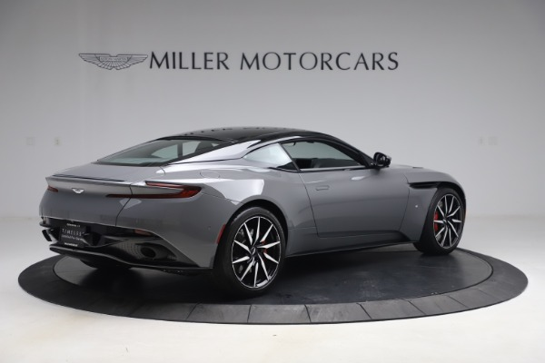 Used 2017 Aston Martin DB11 for sale $149,900 at Rolls-Royce Motor Cars Greenwich in Greenwich CT 06830 7