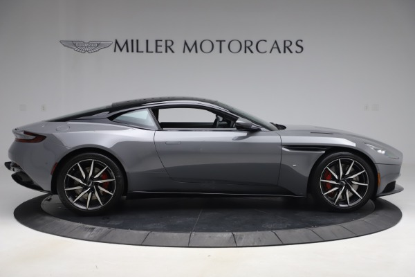 New 2017 Aston Martin DB11 for sale Sold at Rolls-Royce Motor Cars Greenwich in Greenwich CT 06830 8
