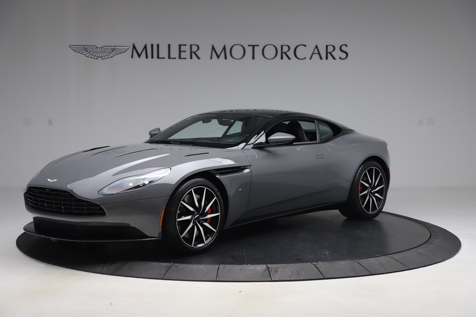 Used 2017 Aston Martin DB11 V12 for sale $149,900 at Rolls-Royce Motor Cars Greenwich in Greenwich CT 06830 1