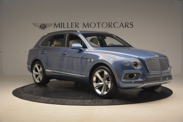 New 2018 Bentley Bentayga for sale Sold at Rolls-Royce Motor Cars Greenwich in Greenwich CT 06830 10